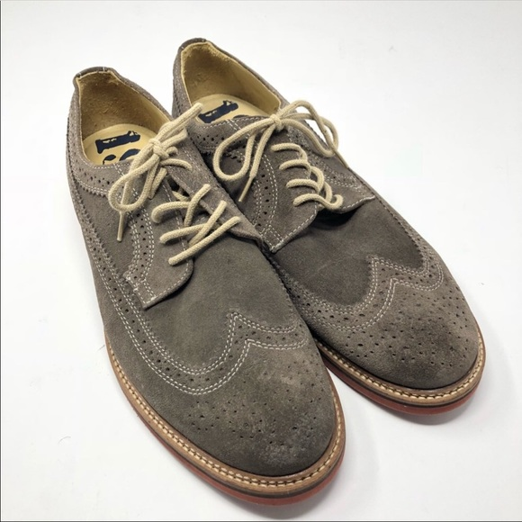 e33612388c2 NEW Men's 1901 Suede Nubuck Lace Up Brogues 10